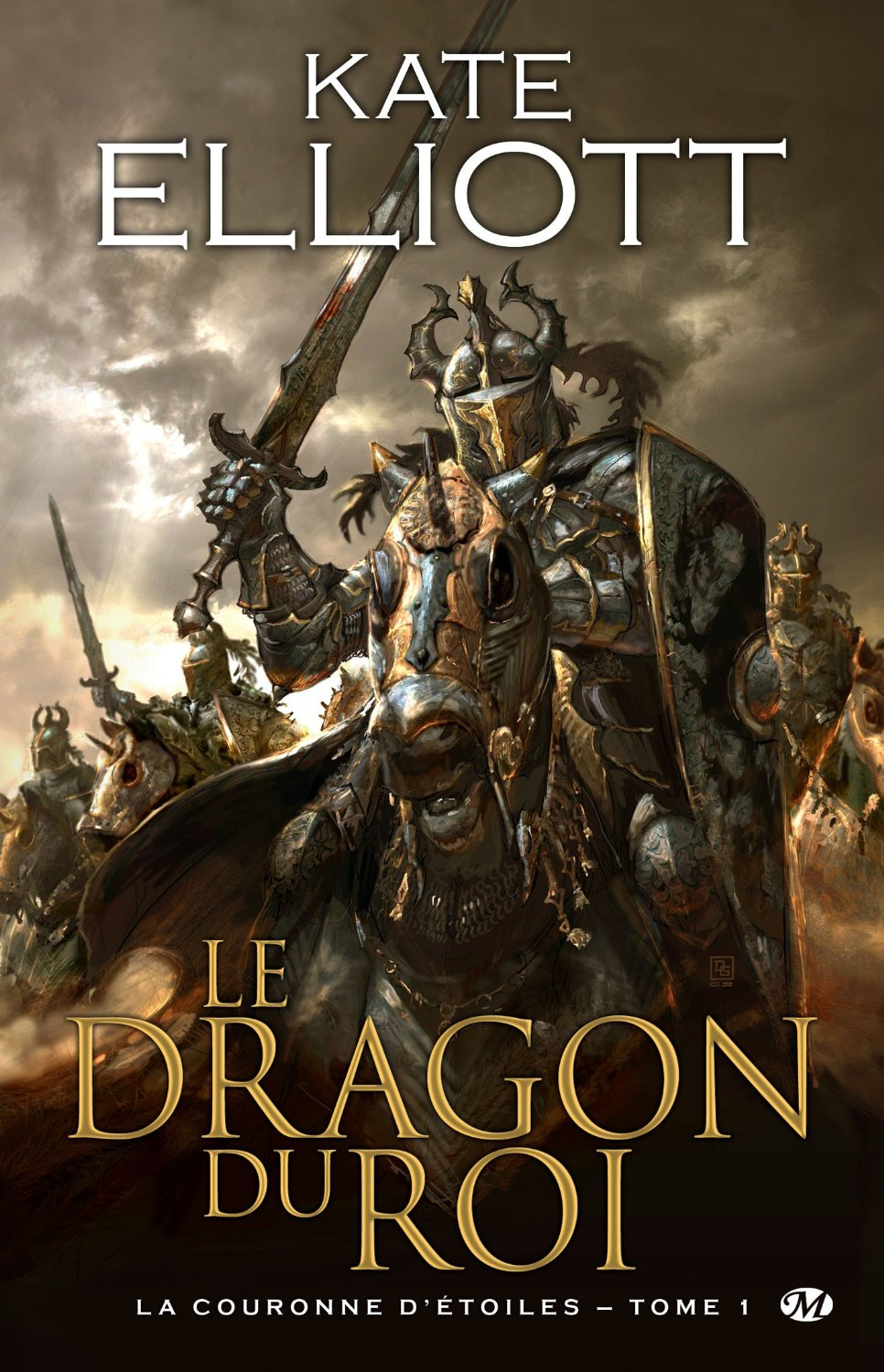King's Dragon (French)